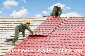 Metal Roof Tiles China Colorful Metal Roof Tile Corrugated Metal Roofing Sheet