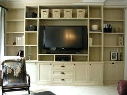 Built In Bookshelf Plans Free Bookcase Sliding Bookcase Tv Free Standing Wall Unit Tv Shelving