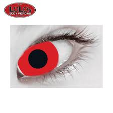red eye contacts for halloween images of red halloween contact lenses g g shinny grey circle