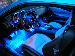 Lights For Car Interior Blue Glow Interior Decorative Lamp For Car Or Truck
