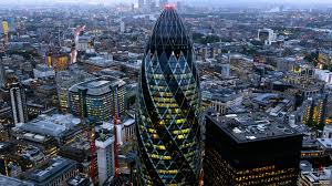 city of london u0027s 650m gherkin put up for sale by receivers