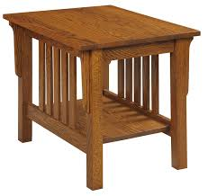 Yew Side Table Occasional Tables Ohio Hardword U0026 Upholstered Furniture