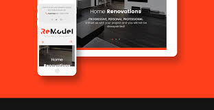 Home Renovation Websites Remodeling Wordpress Theme