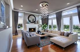 27 diamonds interior design contemporary living room orange