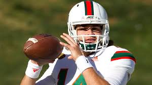 miami hurricanes lead college football in legacy players in 2017