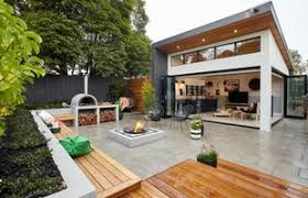 outdoor entertaining how to create a modern d i y outdoor entertaining area bunnings