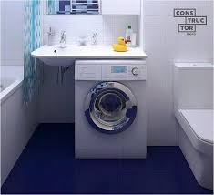 washing machine with sink sink over the washing machine care decor