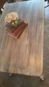 restoration hardware finish matte varnish over annie sloan chalk