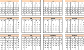 yearly calendar template download free u0026 premium templates