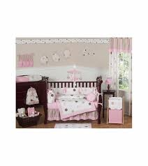 Jojo Crib Bedding Set Jojo Designs Mod Dots Pink 9 Crib Bedding Set