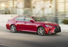 red lexus something wicked no more next year could be the lexus gs u0027 last