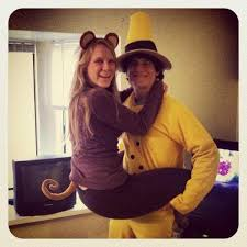 Curious George Halloween Costumes Fifteen Halloween Couple Costumes Super Amazing
