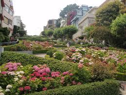 San Francisco Flower Garden by Streets Architecture Garden Buildings San Francisco Wallpaper
