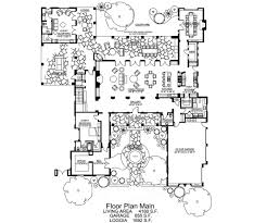 Mediterranean Style House Plans With Photos Mediterranean Style House Plan 4 Beds 5 00 Baths 6860 Sq Ft Plan