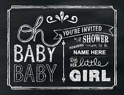 baby shower chalkboard chalkboard themed baby shower includes svg files to use with e