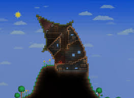 awesome house designs terraria house design