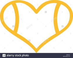 tennis ball heart stock photos u0026 tennis ball heart stock images