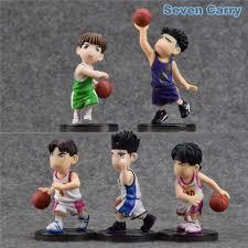 aliexpress com buy anime slam dunk pvc action figures dolls boys