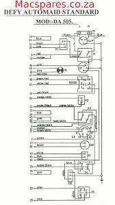 wiring diagrams washing machines macspares wholesale spare