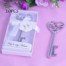 wholesale favors wholesale party favors my heart key bottle opener for boy