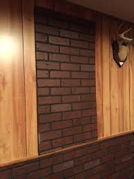 Interior Brick Veneer Home Depot Faux Brick Panels Faux Brick Wall Panels Faux Brick Wall Panels