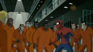 cartoon review spectacular spider man ep 25 26 comic