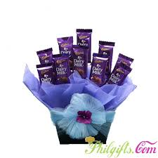 chocolate basket delivery philgifts cadbury chocolate delivery to philippines