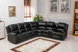 Corner Sofa Next Valencia Leather Recliner Corner Sofa Suite With Drinks Console