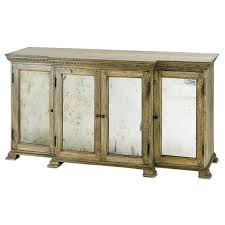 Mirrored Sideboards And Buffets by Beautiful French Provincial Elegance Antiqued Mirrored Buffet