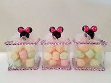 minnie mouse baby shower favors baby shower minnie mouse party supplies ebay