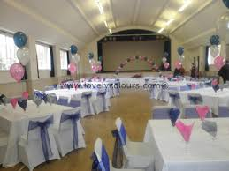 chair cover hire table linen hire wedding events decorations