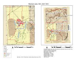 Lake Washington Map by Digitization Projects