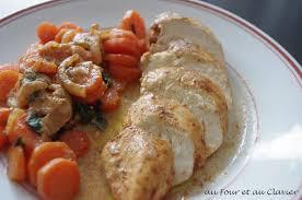 comment cuisiner blanc de poulet filets de poulet mariné aux épices orientales au four au
