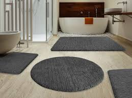 Round Bathroom Rugs Amazing White Round Bathroom Rug White Round Bath Rug