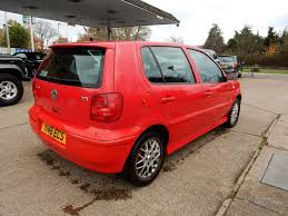 volkswagen polo 2001 used 2001 volkswagen polo 1 6 gti 5d 125 bhp for sale in surrey