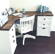 Office Works Corner Desk Desk Grace Farmhouse Corner Desk By Magnoliasandhardware On Etsy