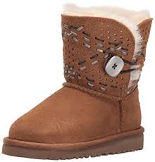 ugg bailey button toddler sale amazon com ugg t bailey button tehuano pull on boot boots
