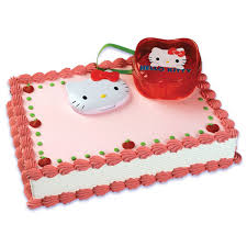 hello kitty compact cake via publix cupcakes the sweetest