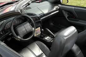 95 chevy camaro 1995 chevrolet camaro at the nigro s car cruises versailles