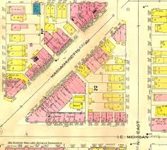 Map Of Mass Then U0026 Now Millikan Flats Barton Tower Millikan On Mass 500