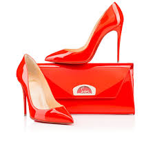 christian louboutin pigalle follies patent leather capucine