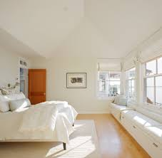 Empty White Bedroom Minimalist Window Seat A Simple Element With Grand Value U2013 Home Info