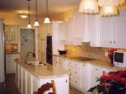 Kitchen Countertop Ideas With White Cabinets Kitchen Furniture Kitchen Backsplash Ideas Black Granite