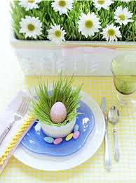 Easter Table Decorations Design