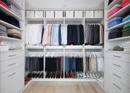 Closet Designs Ideas Impressive Yet Elegant Walk In Closet Ideas Freshome Com