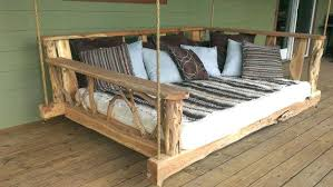 bed porch swing twin diy daybed cushions woodworking plans