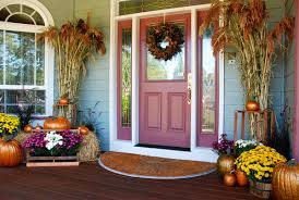 fall outdoor decorations welcoming fall front entries hometalk