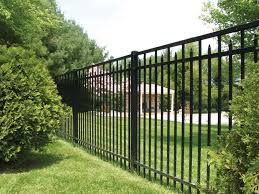 aluminum fence residential photo gallery photo gallery media