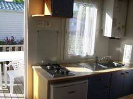 cuisine optima mobile home optima 2 bedrooms 4 persons