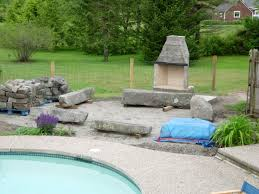 maine stonework masonry hardscaping perennial stone outdoor